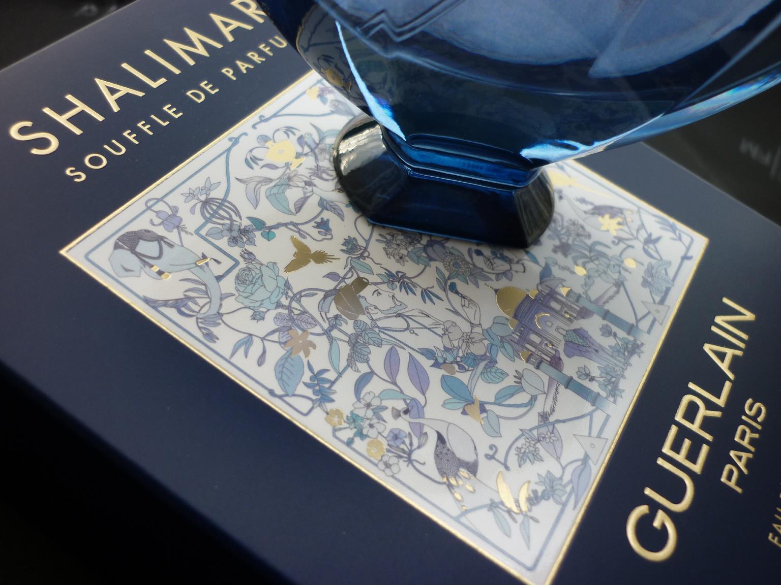 Shalimar Souffle de Parfum Guerlian Guerlinade