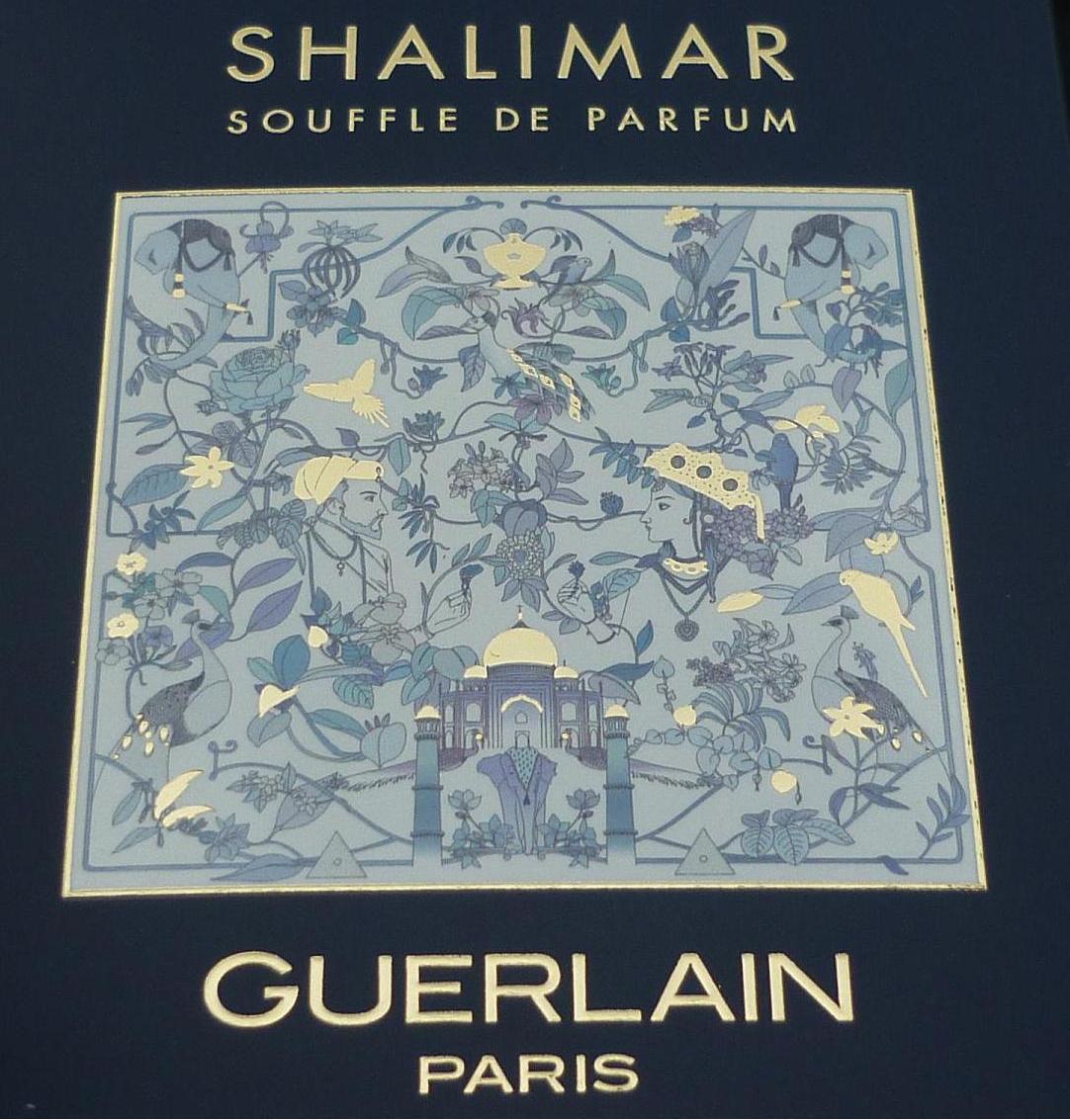 Shalimar Souffle de Parfum Guerlain Guerlinade