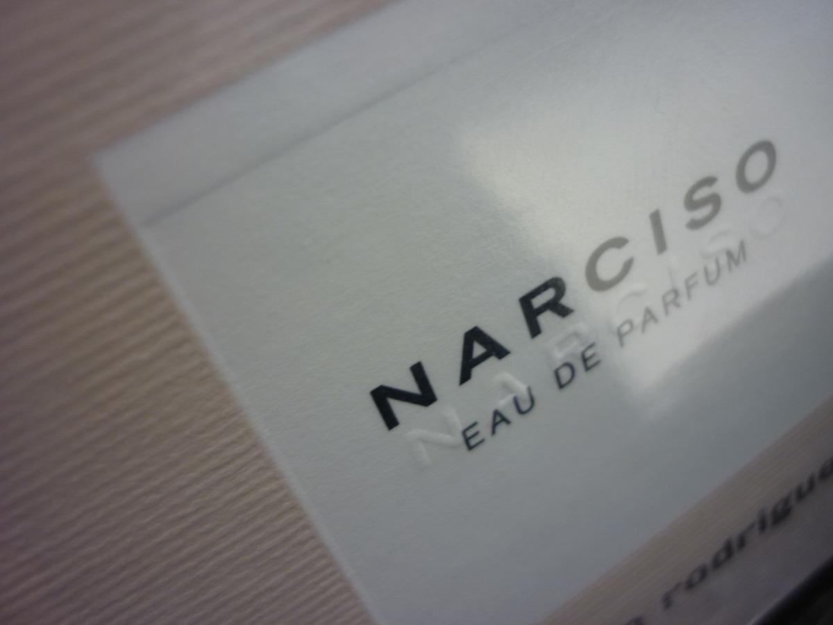 Narciso Rodriguez Narciso parfum flacon