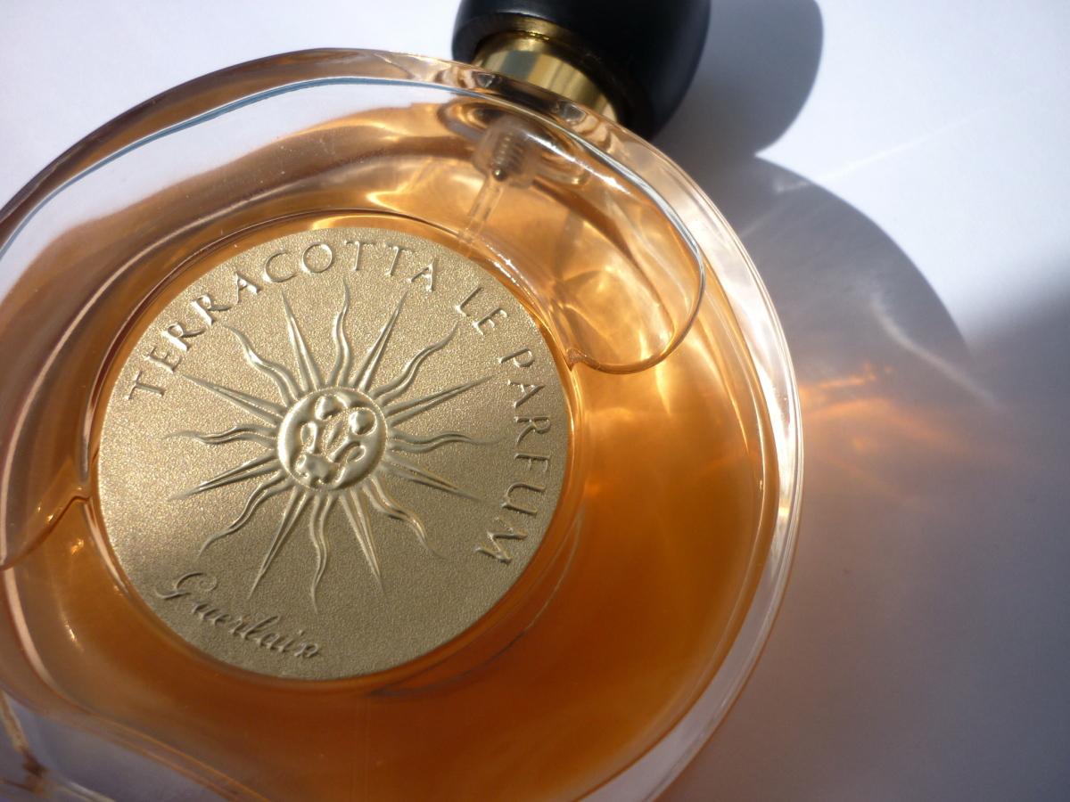 Terracotta Le Parfum Guerlain Guerlinade flacon