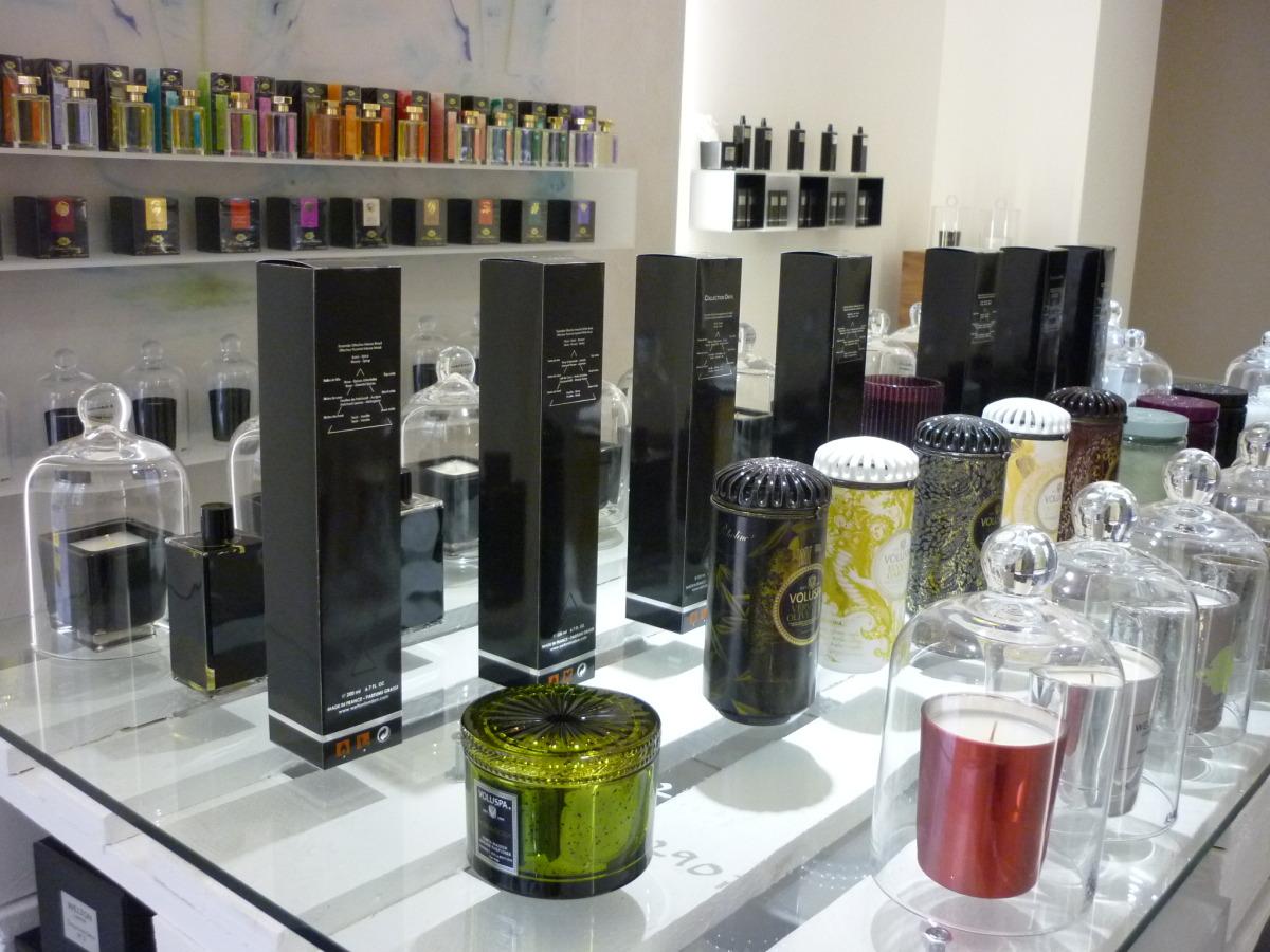 Ogivi svíčky a L´Artisan Parfumeur