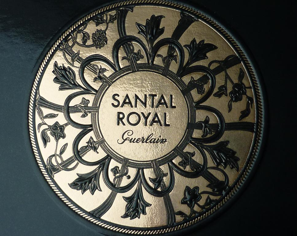 Santal Royal Guerlain Guerlinade flacon parfum