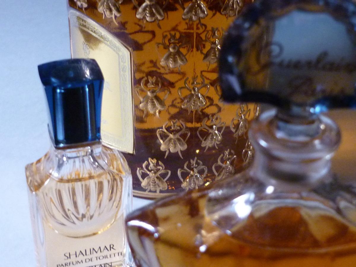 Shalimar tři flakóny