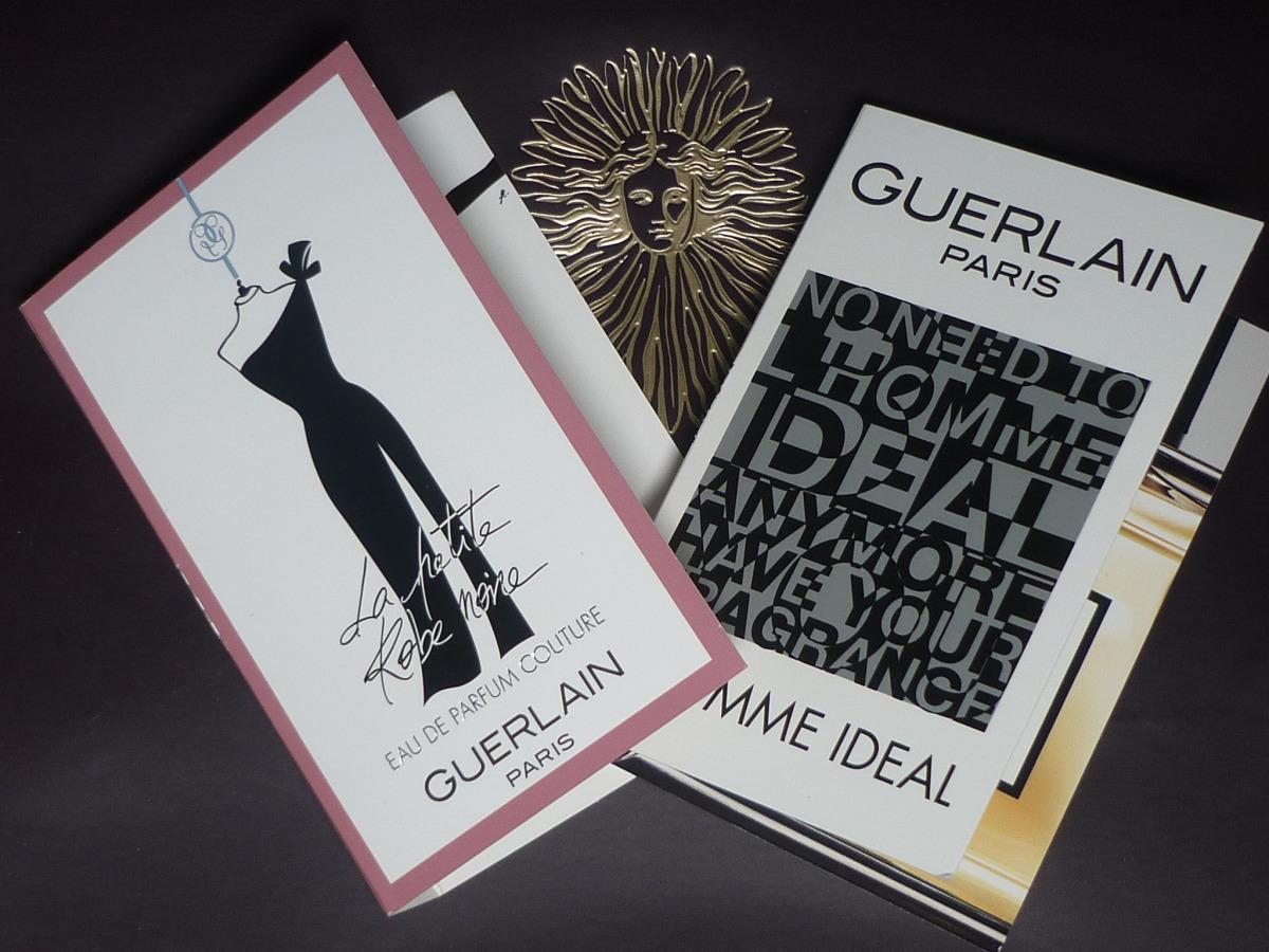 La Petite Robe Noire Couture a L´Homme Ideal Guerlain