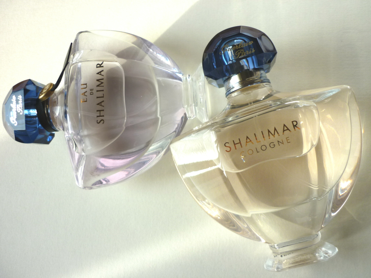Shalimar Cologne duo