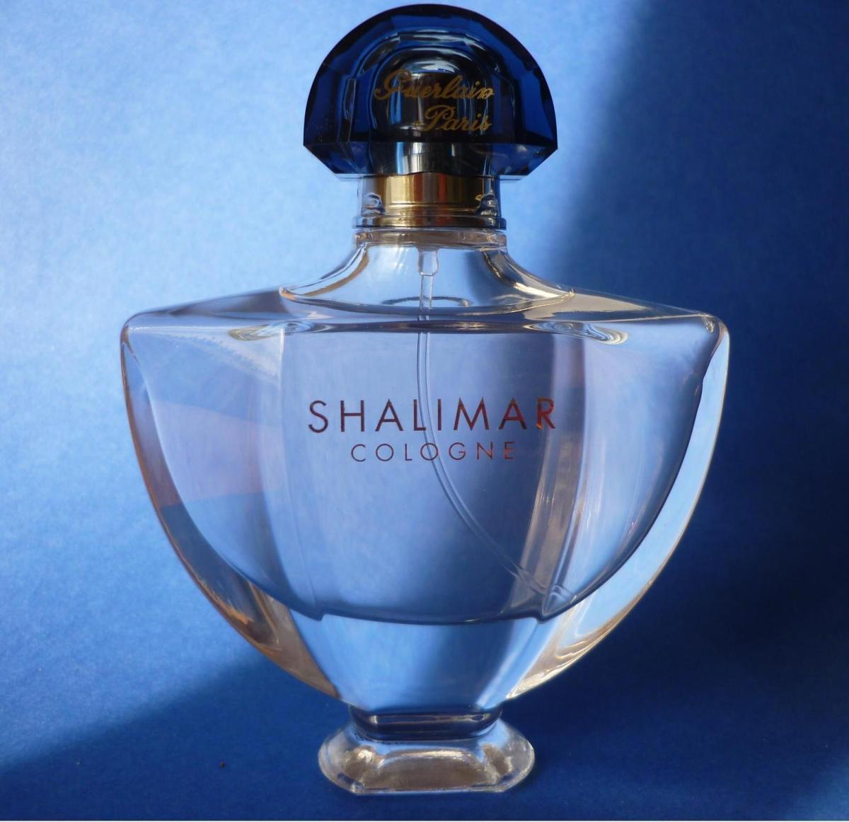 Shalimar Cologne bleue