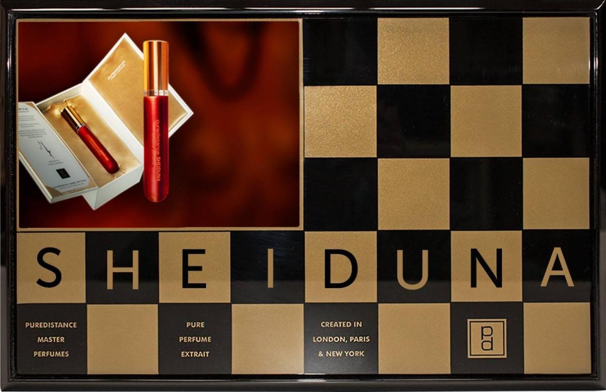 Puredistance Sheiduna