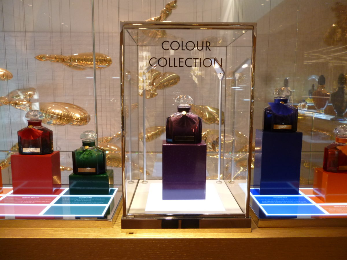 La Maison Guerlain Colour collection