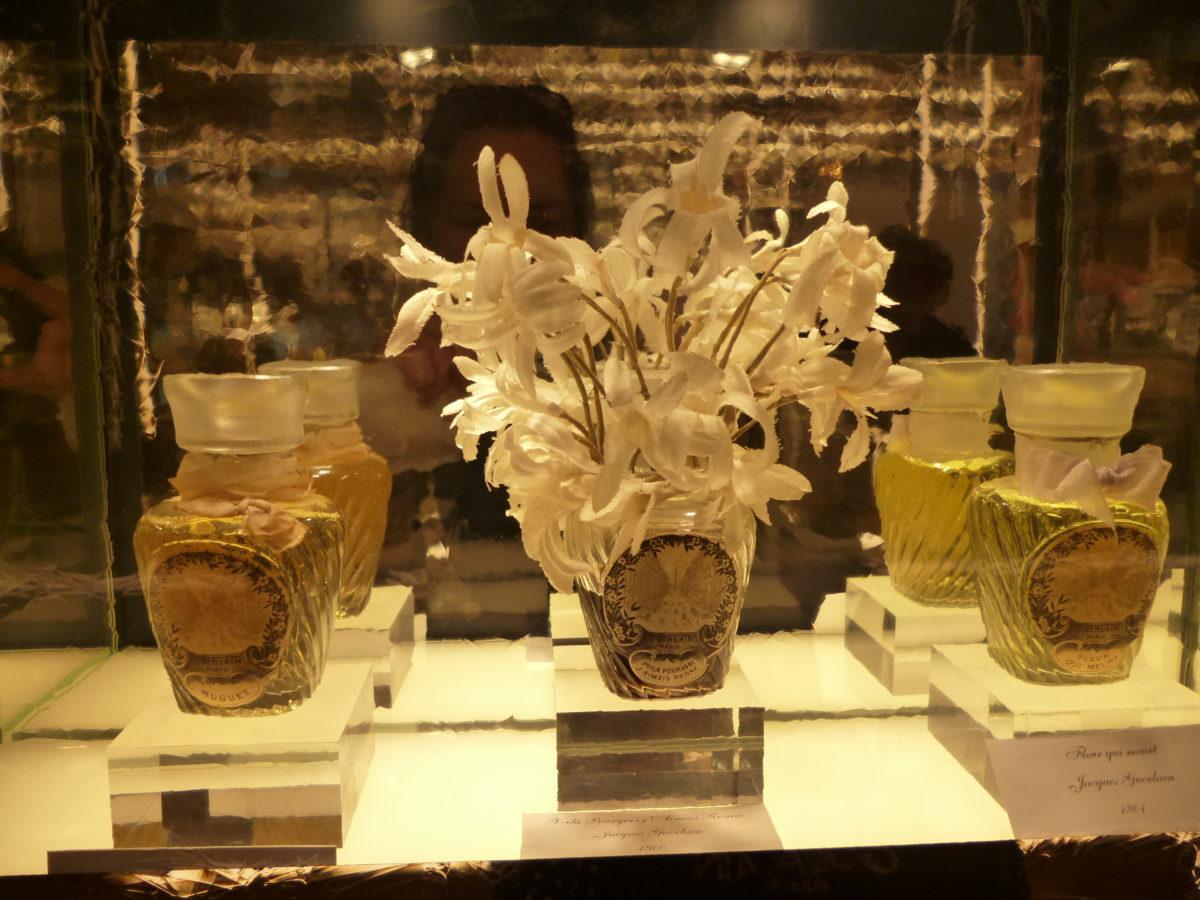 La Maison Guerlain Halle of mirrors