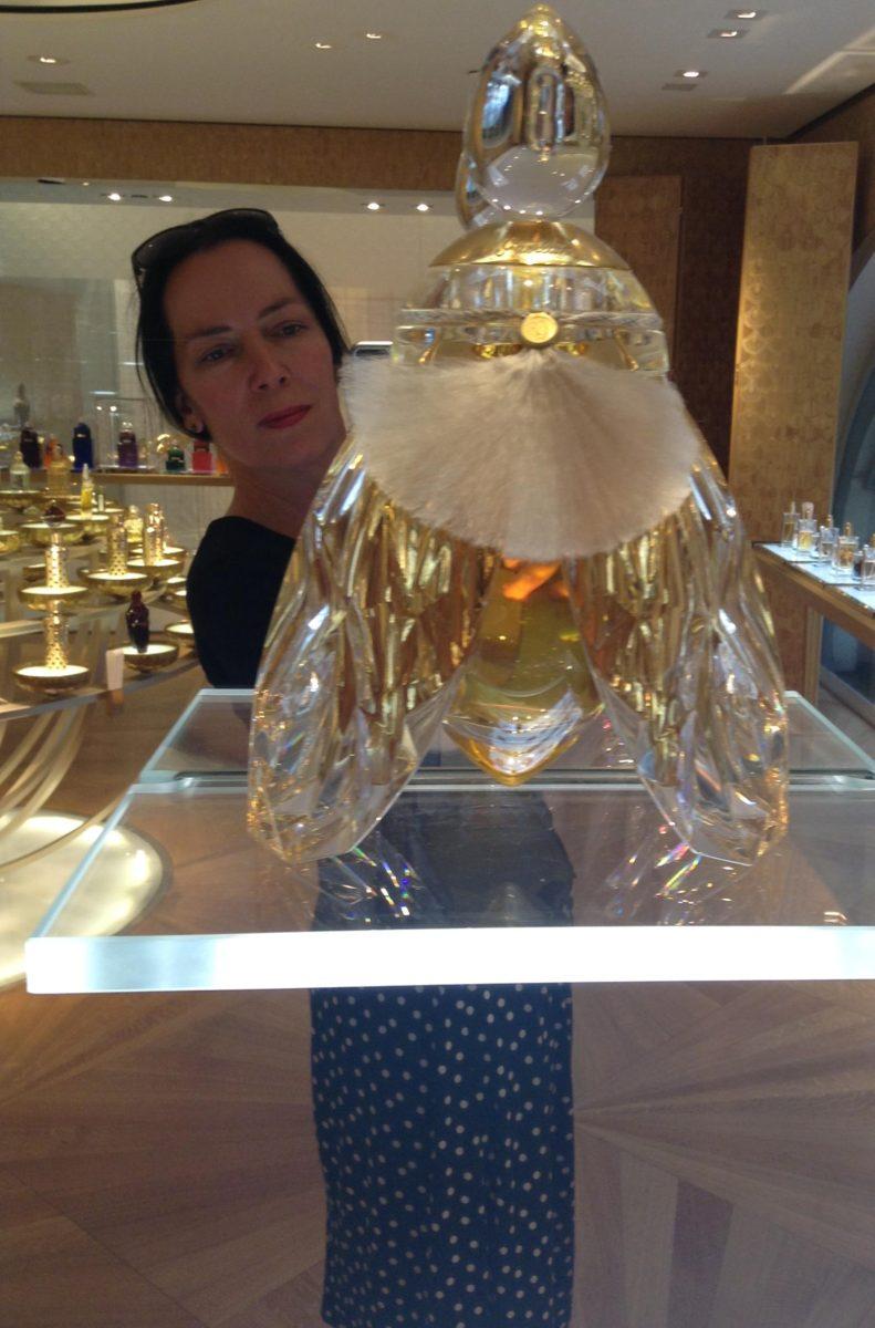 La Maison Guerlain včela