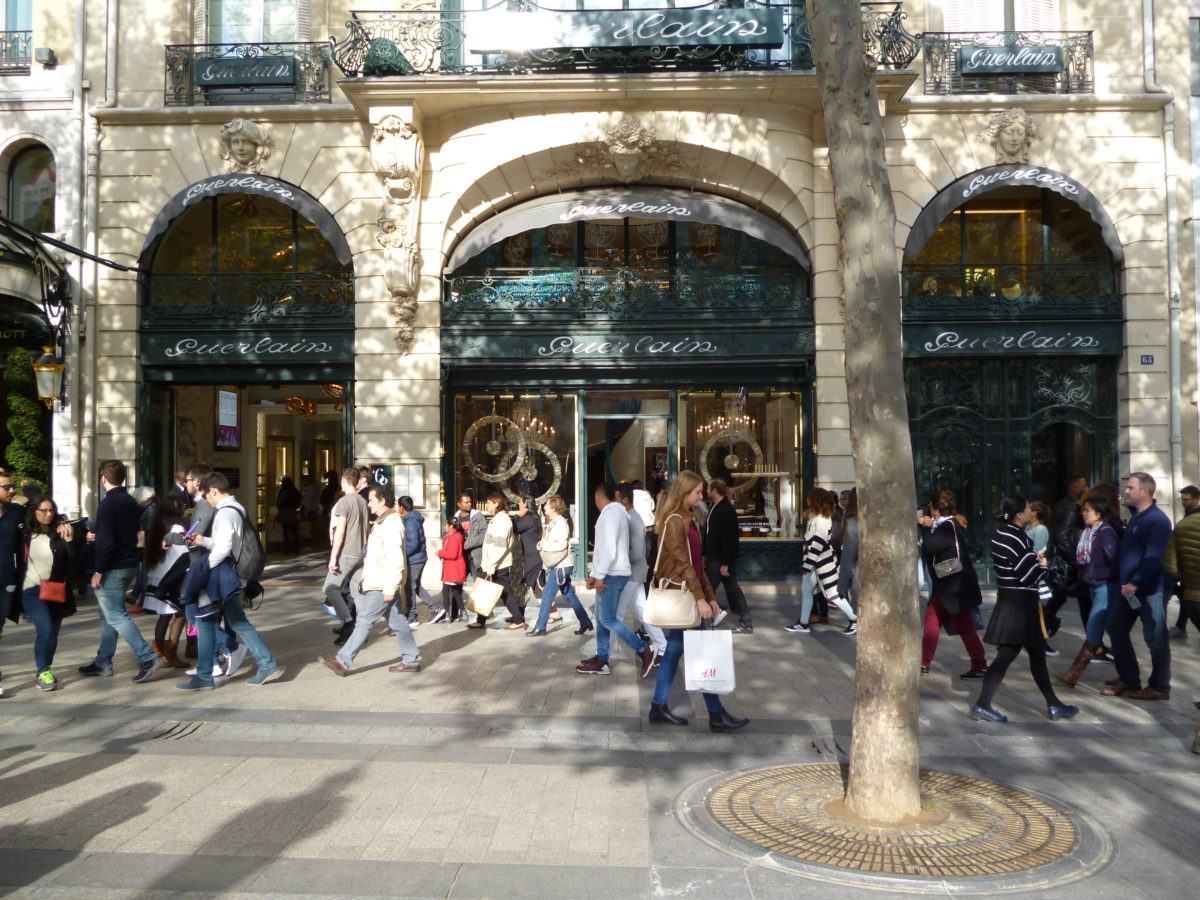 Maison Guerlain Champs Elysees 68
