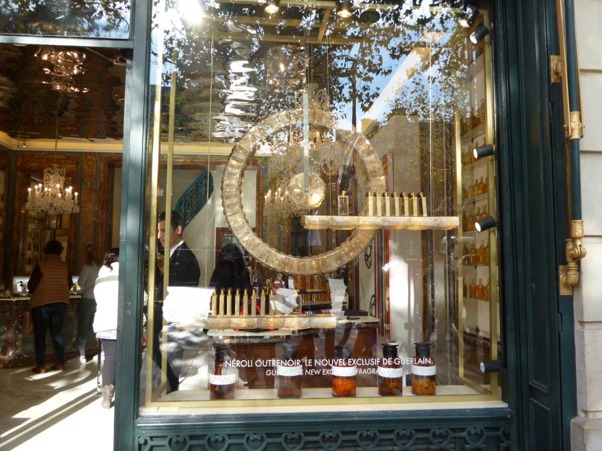Maison Guerlain Belle Ville výstava