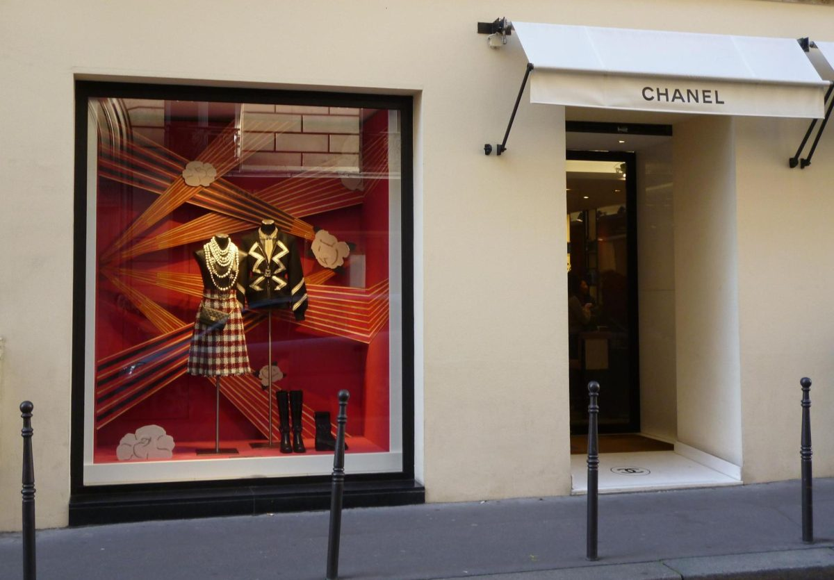 Chanel Boutique 31 Rue Cambon