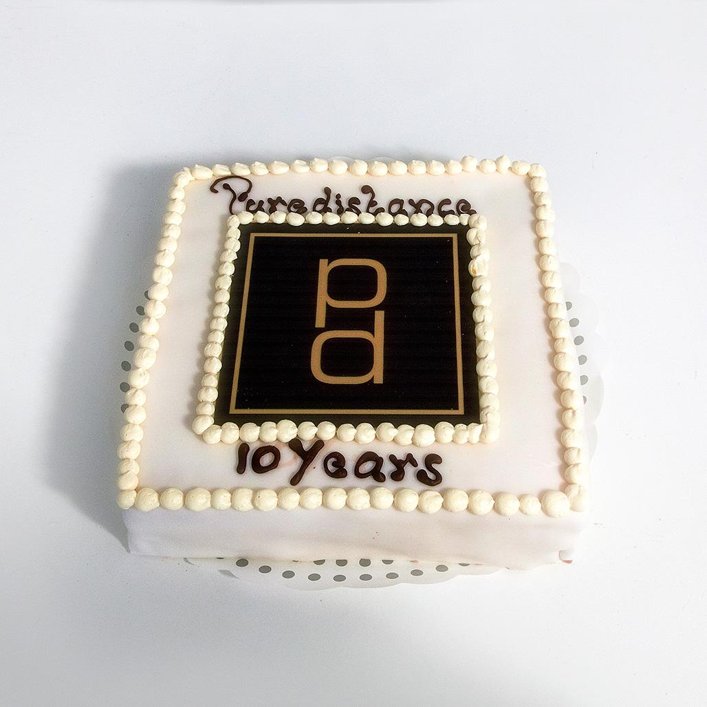 Puredistance cake